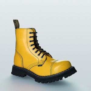 # Steel Boots 8 inele