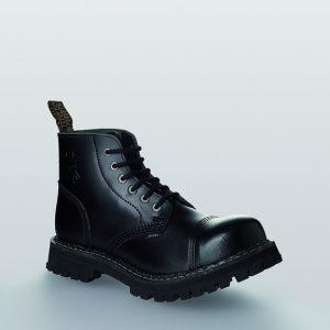 Bocanci Steel Boots Black 6 inele