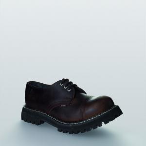 Bocanci Steel Boots Brown 3 inele