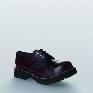 Bocanci Steel Boots Burgundy 3 inele