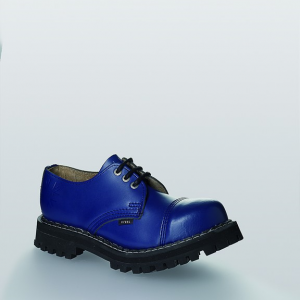 Bocanci Steel Boots Full Blue 3 inele