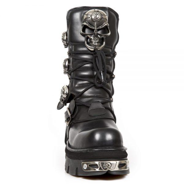 Bocanci NEW ROCK Skull