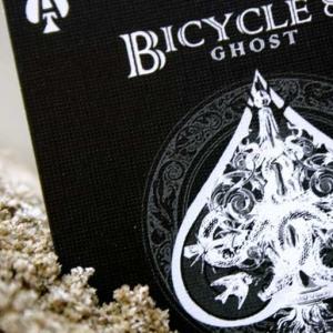 Carti de joc Bicycle Black Ghost