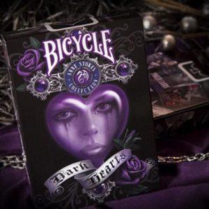 CARTI DE JOC BICYCLE ANNE STOKES DARK HEARTS