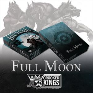 Carti de joc Bicycle Werewolf Full Moon Special Edition