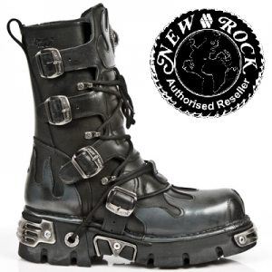 # NEW ROCK Boots