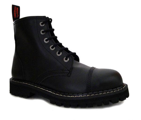 Bocanci KMM Black 6 inele