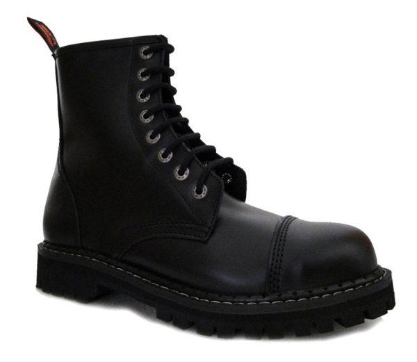 Bocanci KMM Black 8 inele