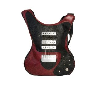 Solbag Brian May Cherry Red
