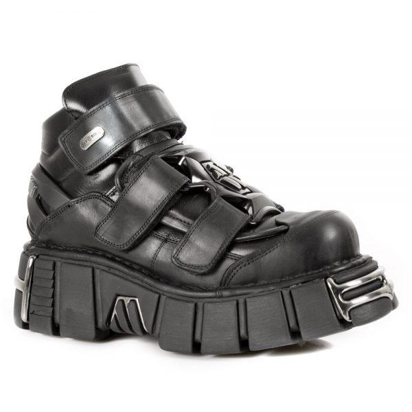 Bocanci NEW ROCK Velcro