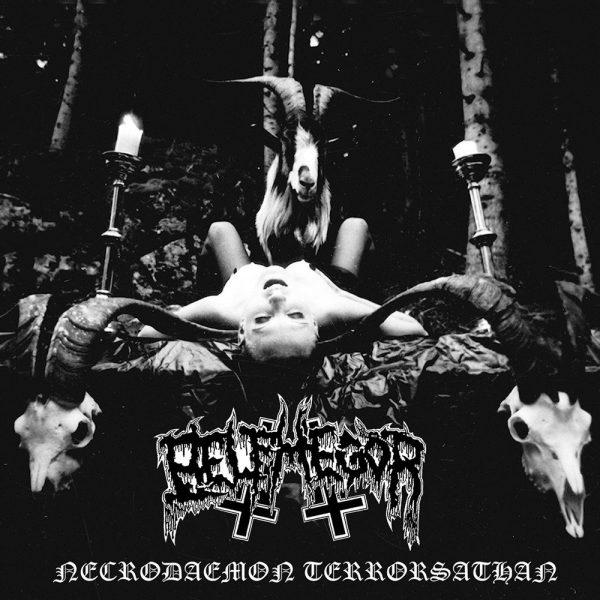 BELPHEGOR   NECRODAEMON TERRORSATHAN BLACK VINYL