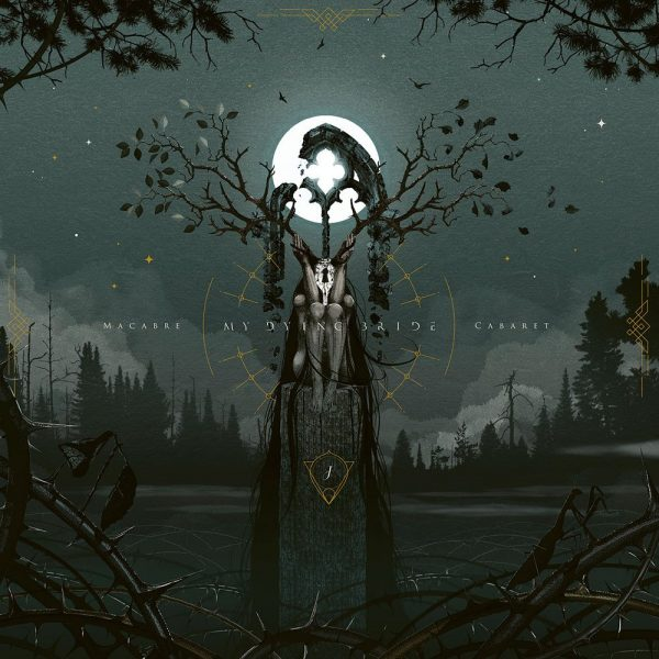 My Dying Bride   Macabre Cabaret Black Vinyl